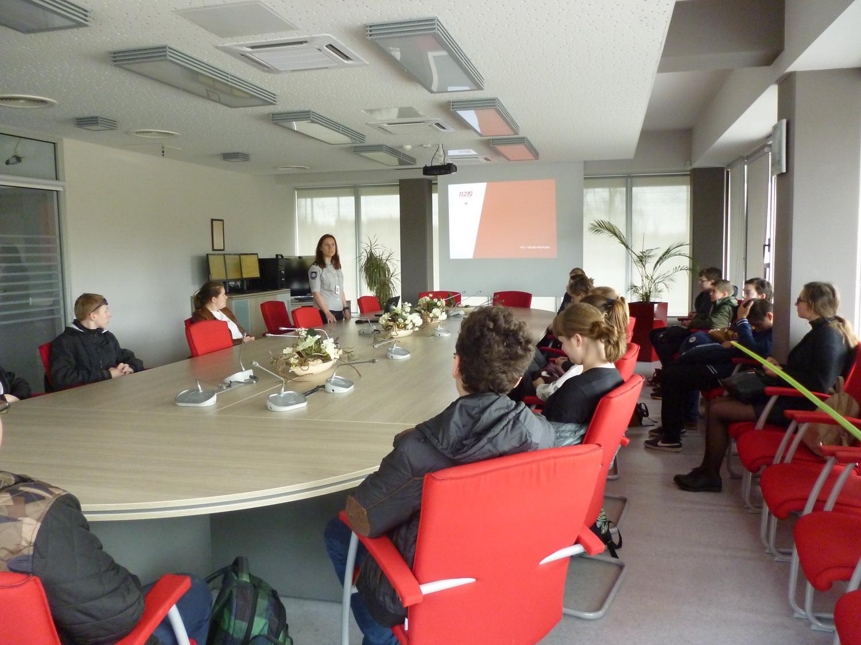 Viešnagė Vilniaus Bendrajame pagalbos centre