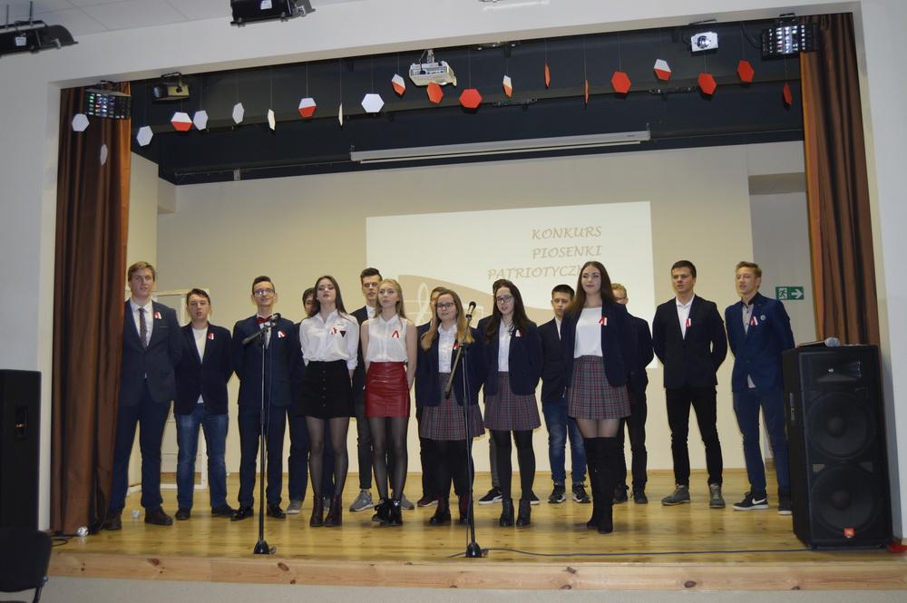 Patriotinės dainos konkursas