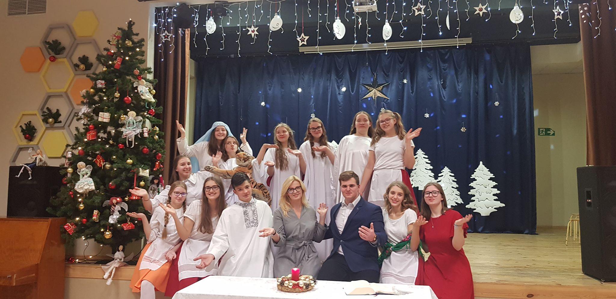 Kalėdinė šventė