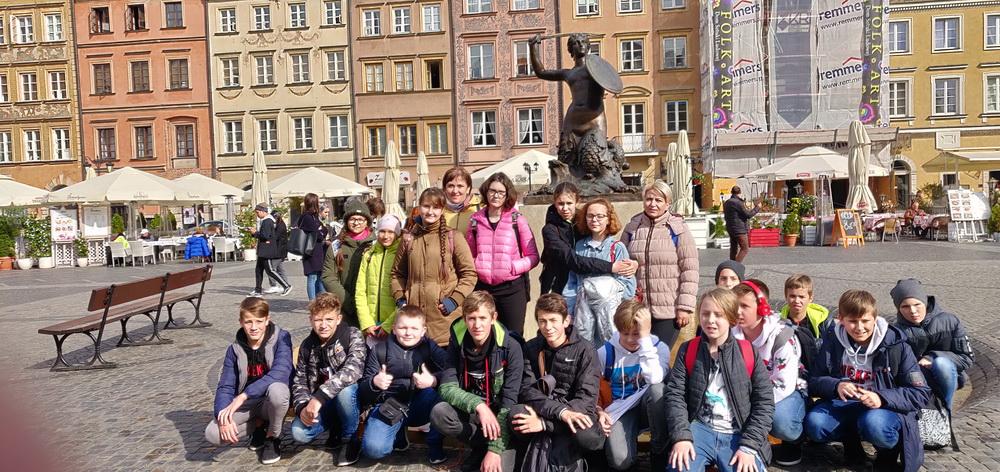 Išvyka į Lenkiją