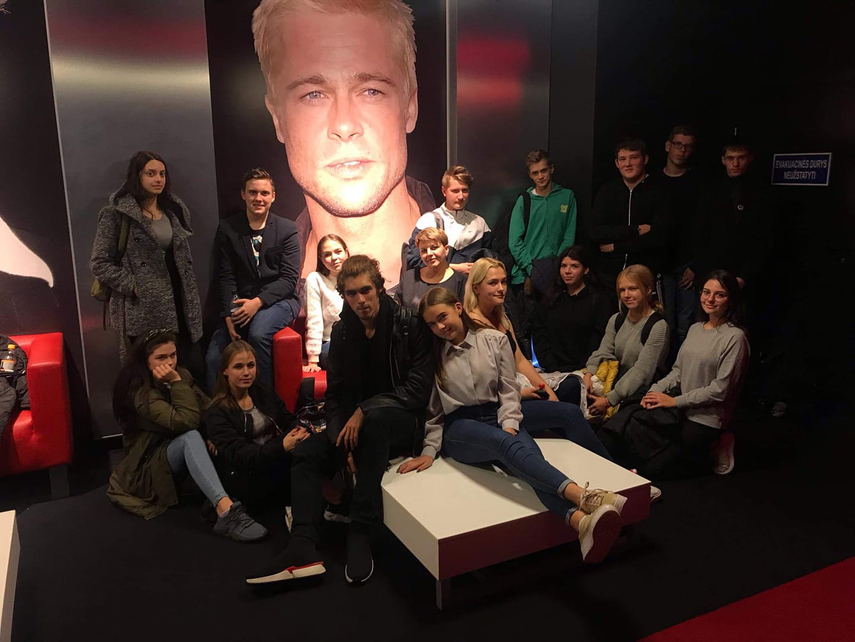 Išvyka į 19-tąjį Lenkijos kino festivalį