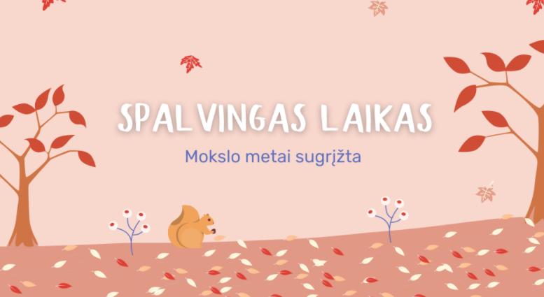 Vilnius sveikiau sutinka rugsėjį